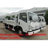 China 2020s ISUZU Brand new 600P 120hp diesel single row 2-3tons dump tipper truck for Philippines, Factory ISUZU tipper truck on sale