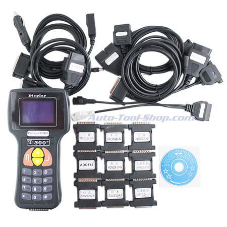 Cheap 2013 V9.99 Version T300 Key Programmer For Programming Car Keys for sale