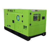 Best 24KW 30KVA Soundproof Type Fawde Engine Silent Generator Set wholesale