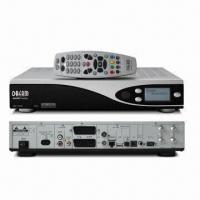 Best DreamBox Powerful Receiver for Digital TV 300MHz Linux OS and Linux API Supports wholesale