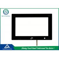 "Buy cheap Transparent 10.1"" 4 Wire Resistive Touch Panel Window with Dustproof product"