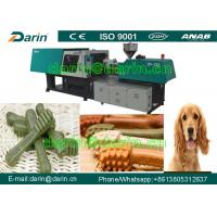 Buy cheap Automatic Dog Snacks Injection Molding Pet Chews Machine / nutual dog food machinery product