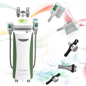 China 2014 Newest cryolipolysis body slimming beauty machines, ultrasonic rf vacuum on sale