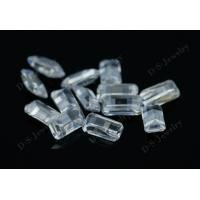 Top quality wholesale customize cut white zircon gemstone prices