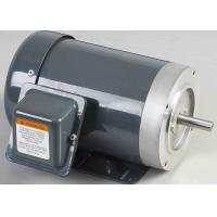 Best 60Hz 2HP 1/3HP Three Phase Asynchronous Motors For Gear Box , C-face Motor wholesale