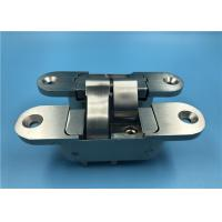 Best High Strength Mortise Mount Invisible Hinge With Stainless Steel Arms wholesale