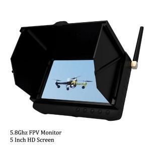 China 5.8Ghz 5 Inch HD Wireless FPV Monitor DVR 32 Channels FPV DVR on sale