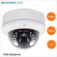 Best Weatherproof Full HD 1080p Outdoor Dome Network Camera wholesale