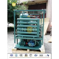 Best 2000 LPH Transformer Oil Filtration / Oil Filtration Plant With Aluminum Closed Doors wholesale