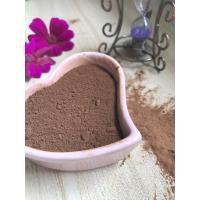 Best Dark Brown Healthy Cocoa Powder AF02 , Unsweetened Cocoa Powder 10-12% Free Flowing wholesale
