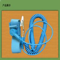 Best 1.8m PVC Clean Room ESD Antistatic ESD Wrist Strap with Grounding Cord wholesale