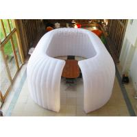 Best Meeting Room Advertising Inflatable Tent Oxford Cloth Material OEM Service wholesale
