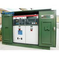 Best 24kV Outdoor Rmu Ring Main Unit  Electrical Box / Power Distribution Box wholesale