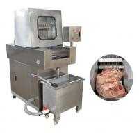Best High Capacity Meat Processing Machine 500 - 700kg/H Output Rigorous Design wholesale