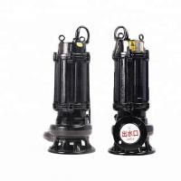 Best Dirty Water Vertical Sewage Pump High Efficiency For Drainage Station wholesale