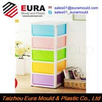 Best EURA Taizhou High Quality Plastic Drawer Storage Box Injection Mould wholesale