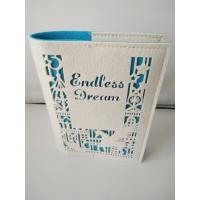 Best Promotional Special Felt notebook stationery gift sets for colleague and adults wholesale