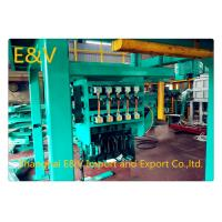 Best Upcasting Copper Rod Machine 8000mt Yearly Capacity 7920H working hour wholesale