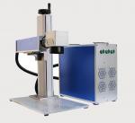 Best Portable Optical Fiber Laser Marking Machine with Maxphotonics 20W Fiber Laser Source wholesale