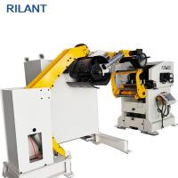 China 3 IN 1 Decoiling Machine Cut To Length Line Machine 5900 × 5000 × 2500mm Size on sale