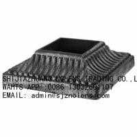 Best Cast Iron Base Shoes for Staircase and Railings,Wrought Iron Shoes Can Fit over 1 wholesale