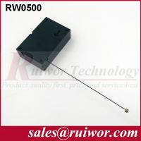 Buy cheap Cuboid Shaped Anti Theft Retractable Security Tether For Product Positioning product