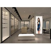 Best Underwear Retail Clothing Display Rack With Display Tables , Cabinets wholesale
