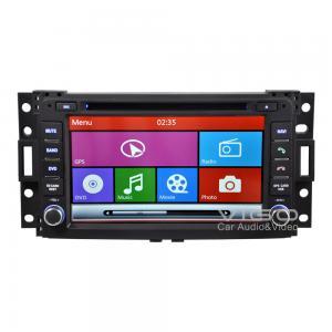 China Car Stereo Sat Nav for Chevrolet Hummer Buick Pontiac Saturn GPS Navigation  VHM8724 on sale