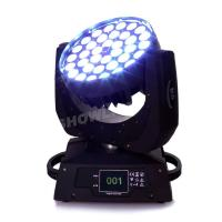 China 36x10w LED Moving Head Light 4 In 1 Led Light For Theater TV Studio on sale