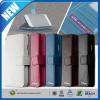 Best Iphone 6 Plus Flip Purse Wallet Cell Phone Leather Cases With ID Holder wholesale