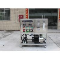 China Small RO Water Plant Membrane System / Membrane Filtration Water Treatment on sale