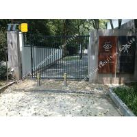 Best High Safety Hydraulic Security Bollards Access Control Electric Stainless Steel wholesale