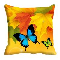 Best Pure cotton digital print cushion cover designs yellow cushion covers for sofa 18in wholesale