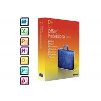 China Full Version Ms Office 2010 Key Code/COA Sticker/ OEM Package/Retail Box on sale