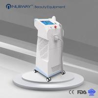 China Home , spa , clinic Body hair removing machine , 808nm Diode laser waxing machine on sale