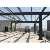China Easy Installation Prefabricated Steel Structures House On The Balcony on sale