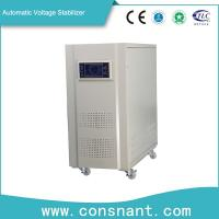 China 20 - 200KVA Servo Voltage Stabilizer AC Automatically With Intelligent Control on sale
