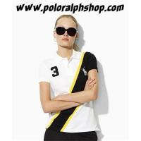 China Authentic Ralph Lauren women Cutton polo t-shirts on sale