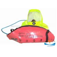 Carbon Fiber Yellow Emergency Escape Breathing Device With Carbon Cylinder