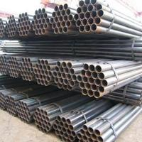 Best Hot selling 1 inch erw steel round pipe fittings with great price wholesale