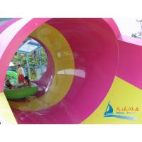 Best Children Trumpet Amusement Park Water Slides Capacity 240 Riders For Holiday Resort wholesale