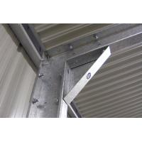 Best Stamping Metal Framing Brackets , Heavy Duty Metal Brackets ISO Certification wholesale