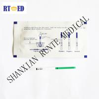 Best High Accuracy Long Shelf Life HCG Urine Pregnancy Test Strip With CE FDA From 25 Years Professional Trustworthy wholesale