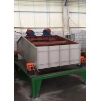 Best Single Layer High Frequency Vibrating Dehydrating Screen Magnetic Separator Series wholesale