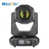 Best 3 In 1 Beam Moving Head Light 350w  17r  With Zoom Touch Screen Operation wholesale
