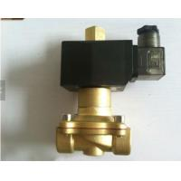 "Best Diaphragm Structure Water Solenoid Valve N/O 1/8"" Brass Forging Long Lifespan wholesale"