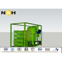 Best 18000LPH Trailer Mounted Enclosed Transformer Oil Purifier Vacuum Dehydration wholesale