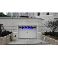 Cheap Anti Flaming Roll Up Garage Doors , Easy To Operate Contemporary Garage Doors for sale
