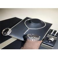 Best 18KT White Gold  Serpenti Bracelet / Necklace / Ring / Earrings Diamond Paved wholesale