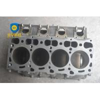 Best ISUZU Diesel Engine 4LE2 Cylinder Block Head 8980894851 Cast Iron wholesale